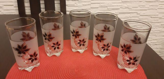 Zestaw szklanek na zimne napoje 5 +5
