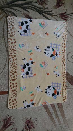 Плед одеяло детский