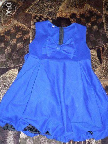 Платье для девочки (свое, НЕ СЭКОНД)