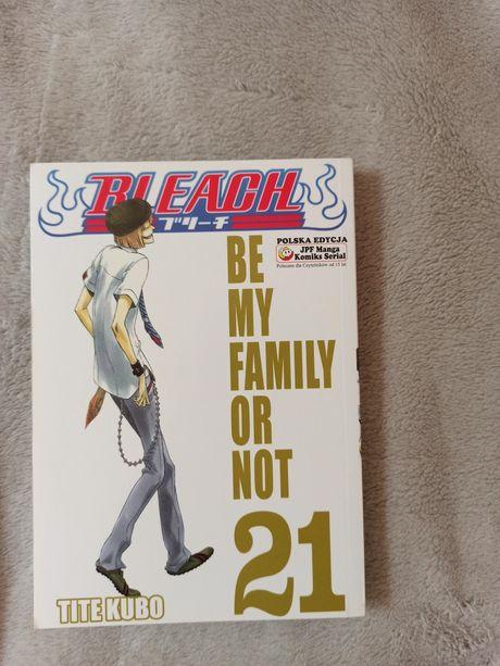 Bleach manga tom 21