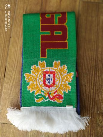 Szalik Euro 2012 Portugalia Czechy kibica kolekcjonerski kolekcja