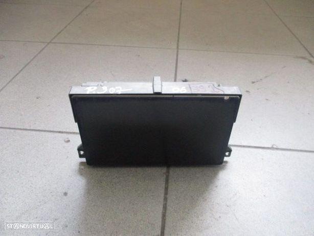 Display/Relogio 9660361580 PEUGEOT / 307 / 2006 / GPS /