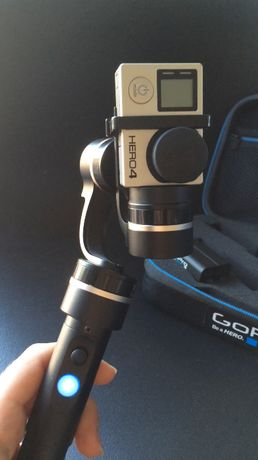 FY FEIYUTECH G4S QD 3-eixos para GoPro