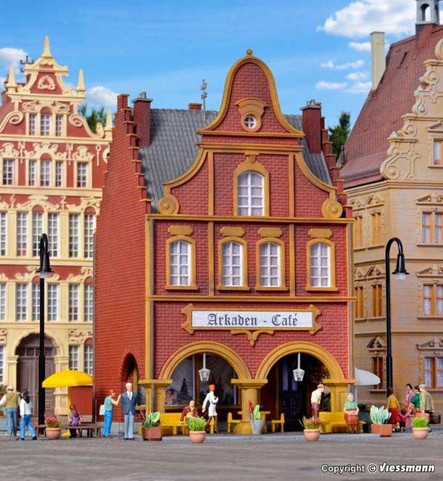 KIBR-38375 H0 Dom z Bailleul Nowa Sól - image 1