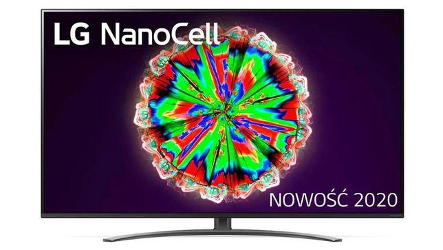 Телевизор LG 55NANO813 Smart TV NanoCell 4K/UHD T2 S2 + пульт Magic