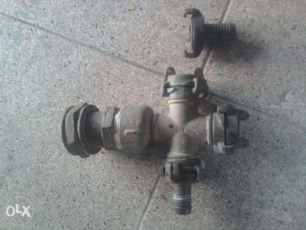 tripla para compressor industrial.