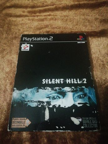 Silent hill 2 edycja kolekcjonerska Ps2