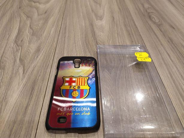 Samsung GALAXY S4 - ETUI - Plecki - NOWE - FC Barcelona Barca