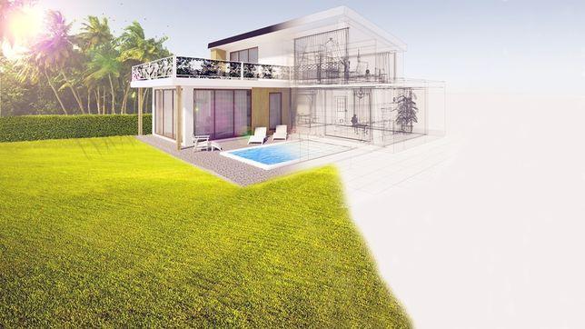 3D планування та розміщення меблів квартир та будинків