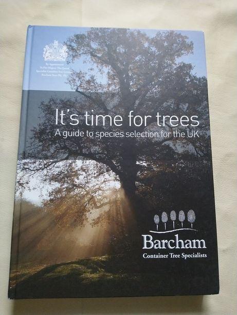 Книга енциклопедія It's time for trees