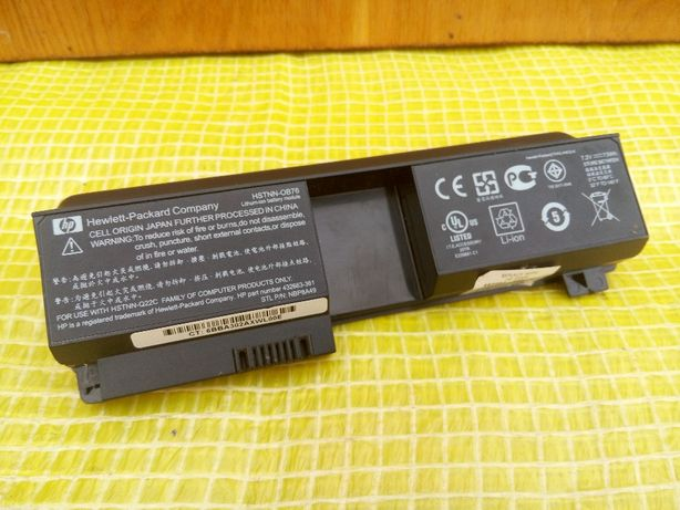 Батарея усиленная HP HSTNN-OB76 для серии TX. ОРИГИНАЛ!