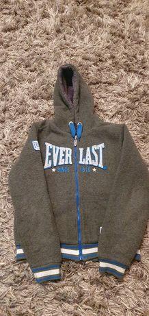 Bluza sweter ocieplany Everlast