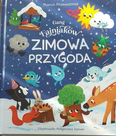 Najnowsza Gang Fajniakow Zimowa Przygoda