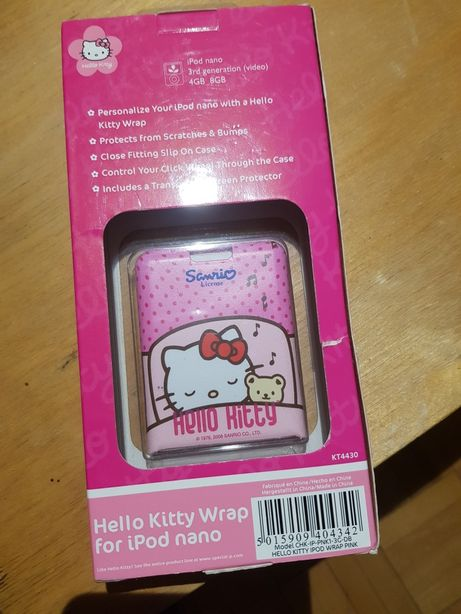 IPod Nano hello kitty wr