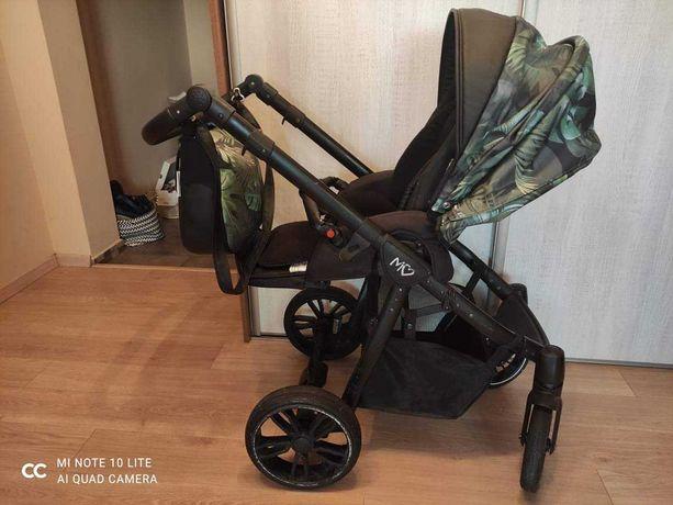 Wózek 3w1 Baby active w super stanie