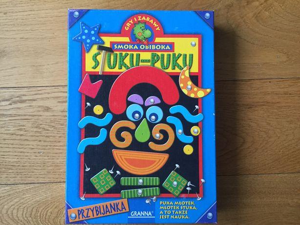 Gra STUKU-PUKU ( Przybijanka ) Granna 4-7 lat