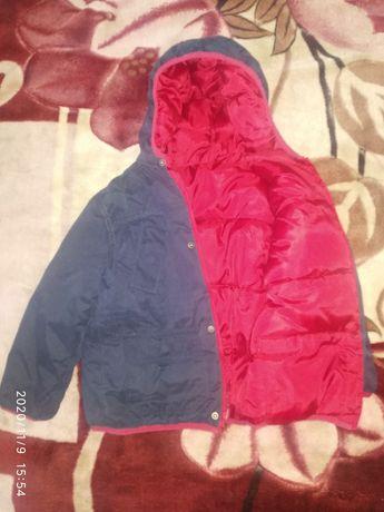 Двохстороння куртка
