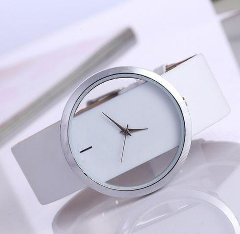 Nowy damski zegarek Biały
