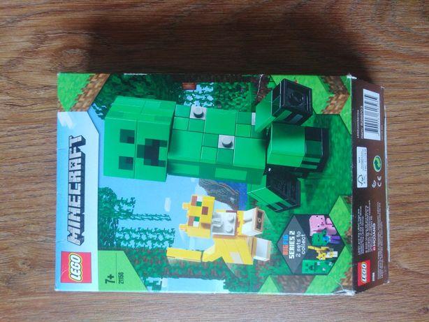 Lego minecratf big fig series 2. 21156