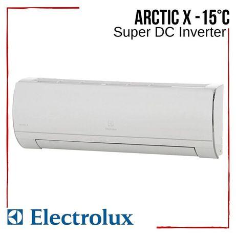 Кондиционер Electrolux  Arctic X DC inverter