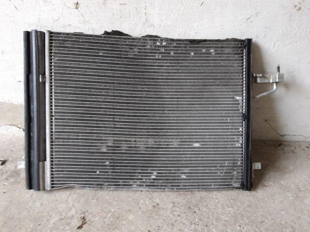 Ford c-max hibrid USA радиатор кондиционера