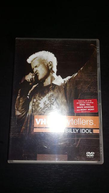DVD VH-1 Storytellers Billy Idol (COMO NOVO)