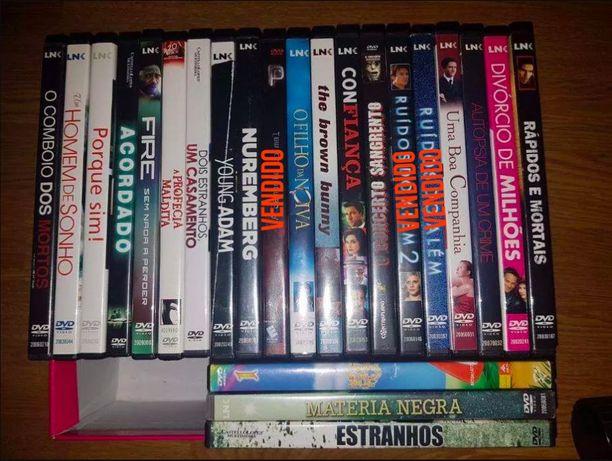Variedade filmes DVD
