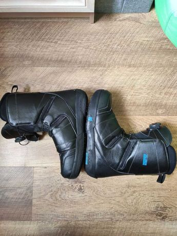 Продам ботинки для сноуборда SALOMON