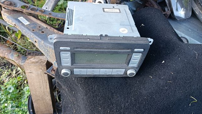 Radio Passat B6 RCD 300 bez kodu