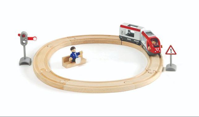 Brio (Брио) 33511/162 Деревянная железная дорога начального уровня