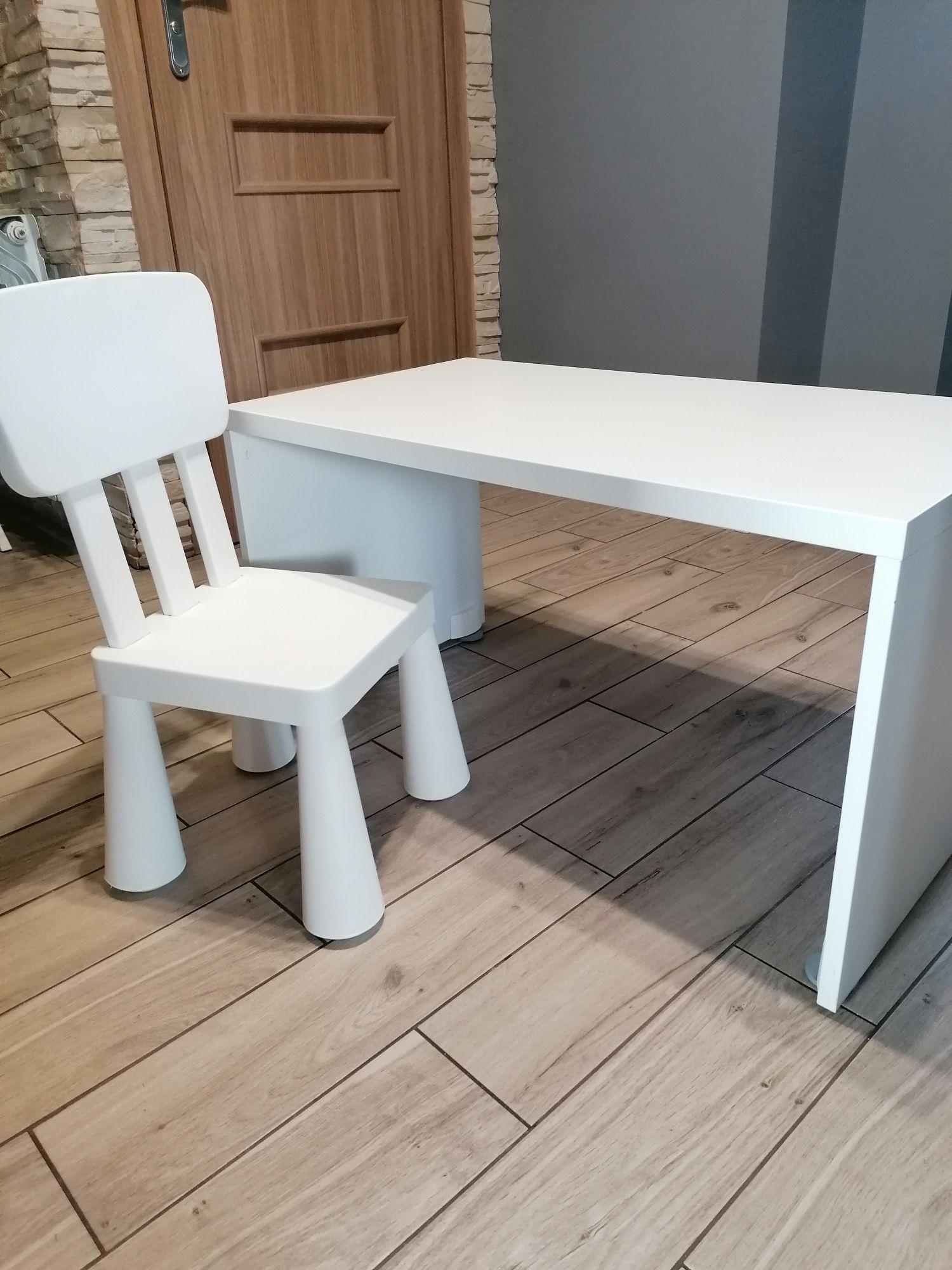 Stolik /ławka Ikea bialy