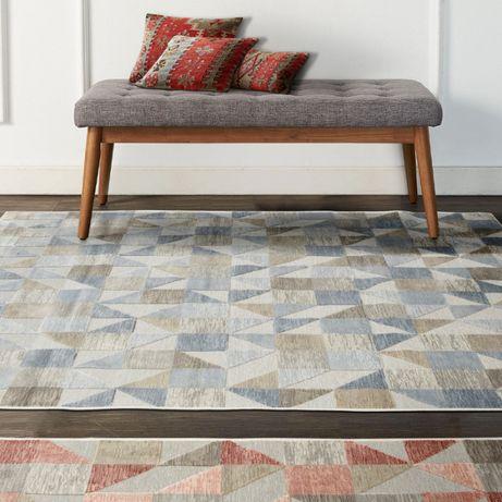 Tapete / Carpete Geométrico Classic - 100x140cm