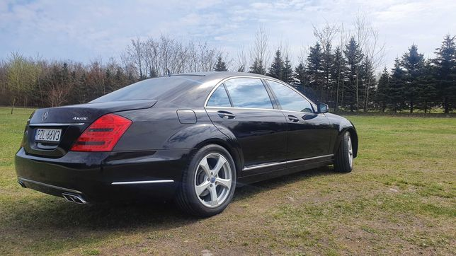 Mercedes-Benz S500 V8 388km LONG