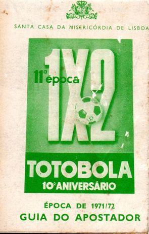 Totobola - Guia do Apostador