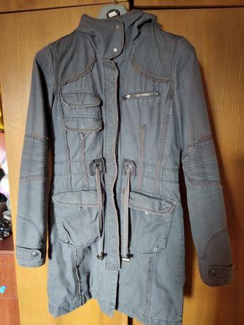 Утепленная подростковая курточка