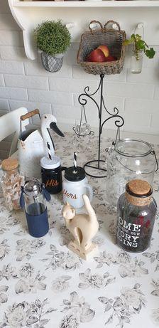 Кухонная утварь декор посуда подсвечник статуэтка банка