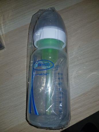 Nowa butelka 270ml Dr Brown's Options+ NOWA WERSJA