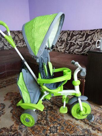 Велосипед дитячий Y Strolly Spin зелений