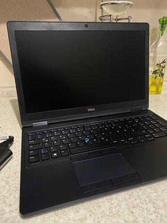 Ноутбук Dell 5580 15.6 FullHD, i5 6300u, 8 RAM, 256 SSD