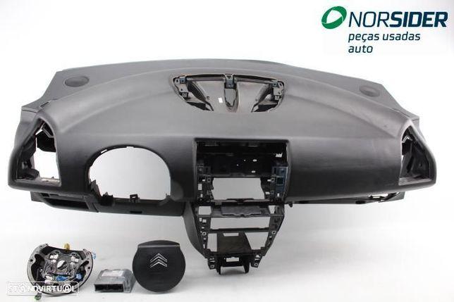Conjunto de airbags Citroen C4 Coupe Van|05-10