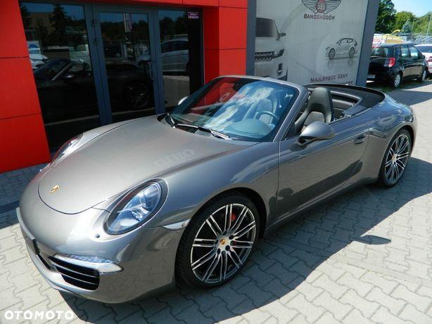 Porsche 911 Carrera S Cabrio 400KM PDK