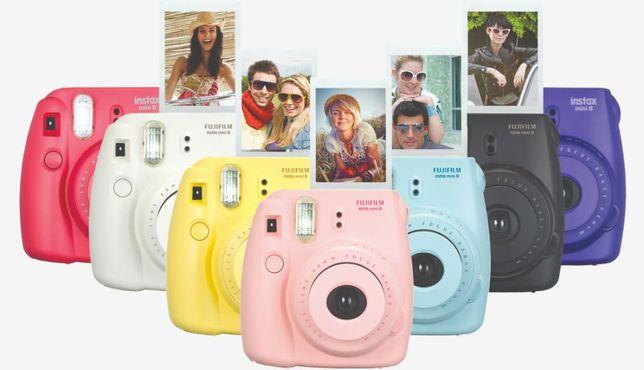 Аренда Fujifilm Instax Mini (INSTAX 300) современый поларойд.