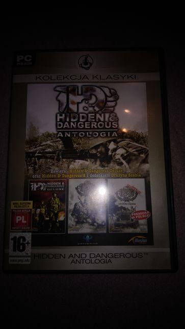 Hidden &Dangerous Antylogia PC