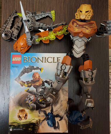 Лего конструктор BIONICLE 70785 Повелитель камня