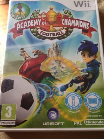 "Jogo Nintendo Wii ""Academy of Champions"""