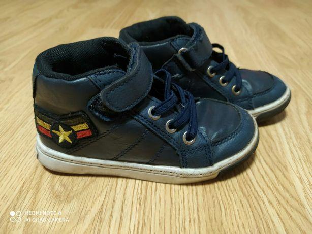 Ботинки детские  мальчик