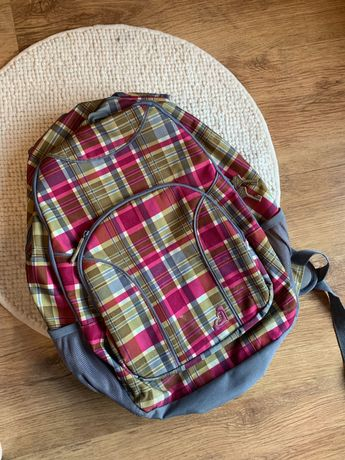 Plecak roxy krata