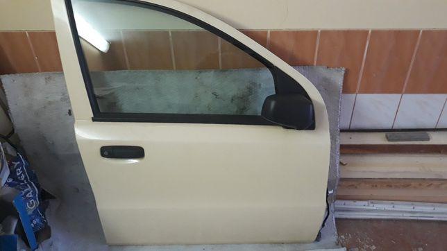 Fiat Panda- автозапчастини