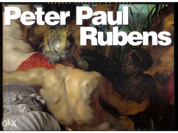 Peter Paul Rubens (portes incluídos) Livro novo A3