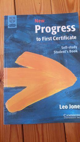 New progress to first certificate self study-L.Jones